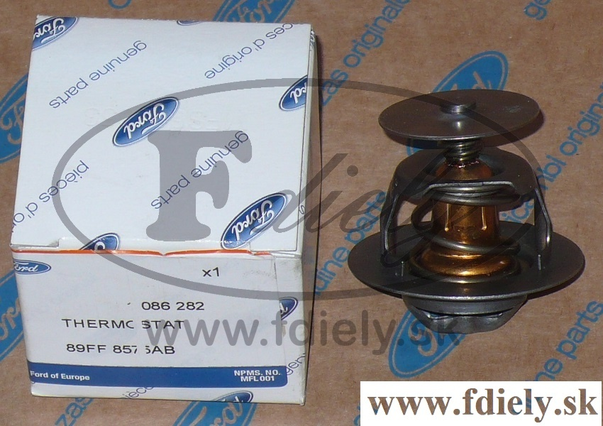 Termostat ERT 178 - FORD