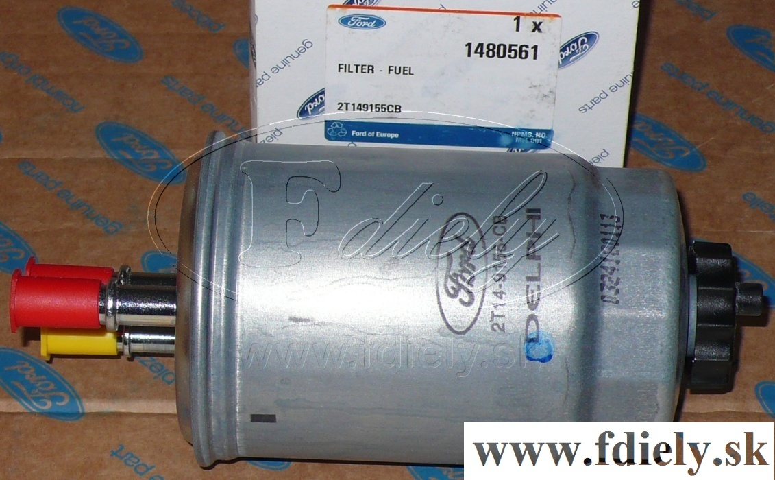 Filter paliva Connect 1.8TDCi - FORD