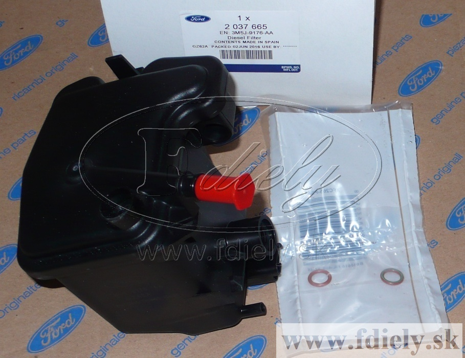 Filter paliva 1.6 TDCi - FORD